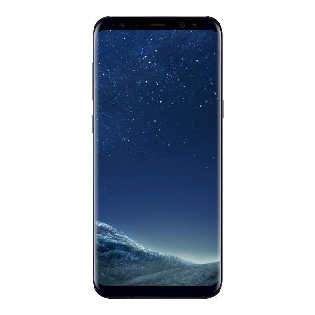 Смартфон Samsung Galaxy S8+ 64GB SM-G955F Midnight Black (SM-G955FZKDSEK)