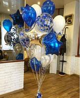 Оформление шарами день рождения