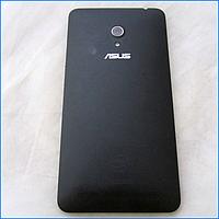 Задняя крышка для Asus ZenFone 6 (A600CG), черная