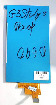 Дисплей для LG D690 G3 Stylus, D693 G3 Stylus, фото 2