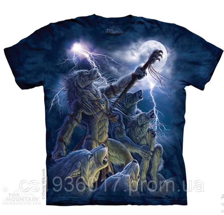 Футболка мужская 3D The Mountain Calling The Storm T-Shirt Оригинал ... 646e3f79541
