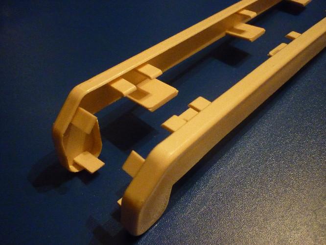 Торцевая заглушка для подоконника  DANKE/ STANDART/ KOMFORT