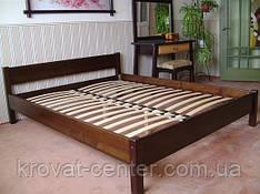 """Кровать """"Эконом"""" (200*200см.), массив - сосна, ольха, береза, дуб."""