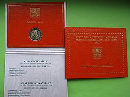 Ватикан 2 евро 2016 г. Святой год милосердия