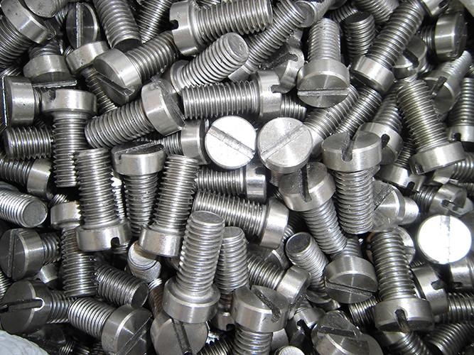 Винт М4 ГОСТ 1491-80, ISO 1207, DIN 84 с прямым шлицем