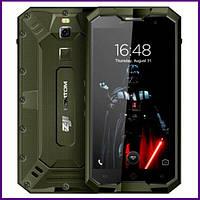 Смартфон Homtom ZoJI Z8 4/64 GB (GREEN). Гарантия в Украине 1 год!
