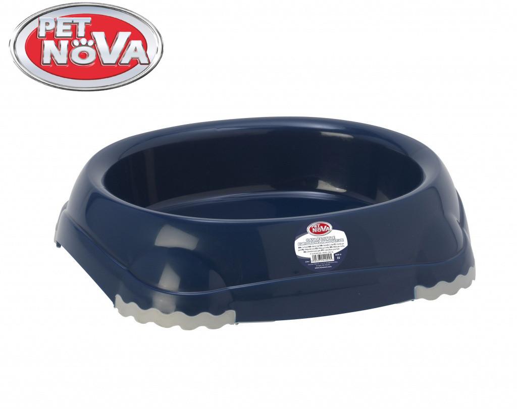 Миска для кошек Pet Nova P-EUROBOWL-INNO-210-BL Синяя