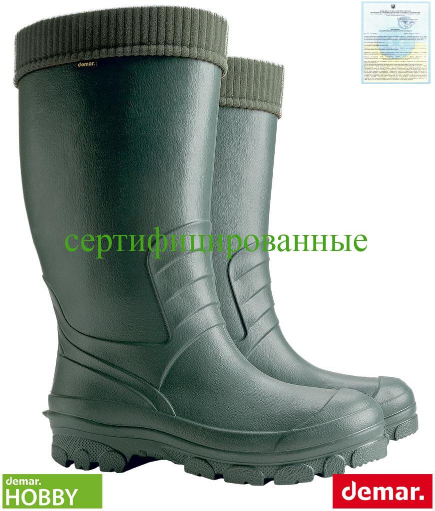 Резиновые сапоги мужские DEMAR Польша (рабочая спецобувь) BDUNIVERSAL Z