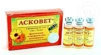 Заболевание взрослых пчел и расплода