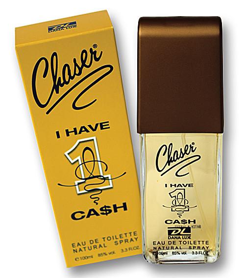 """Туалетная вода для мужчин Chaser """"I Have 1 cash"""" (100мл.)"""