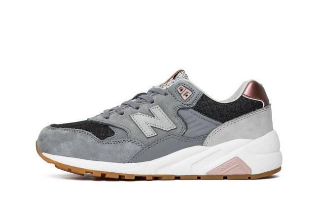 Женские кроссовки NEW BALANCE WRT580GF Grey Серые, фото 2