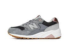 Женские кроссовки NEW BALANCE WRT580GF Grey Серые