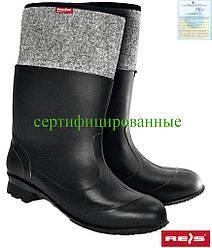 Повстяні черевики гумові Reis Польща BF-PCV BS