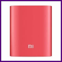 Xiaomi Mi Power Bank 10000 mAh (NDY-02-AN) Red, фото 1