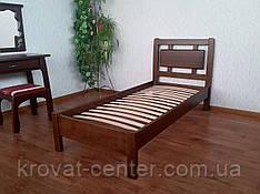 """Ліжко односпальне з масиву дерева від виробника """"Магія Дерева"""""""