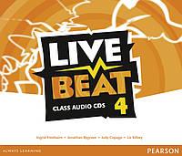 Live Beat 4 Class Audio CDs