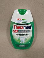 Theramed - Fresh Mint 2 в 1 (75мл), фото 1