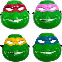 Карнавальная маска Черепашка Ниндзя