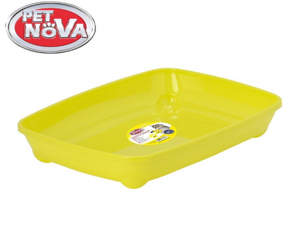 Открытый туалет для кошек Pet Nova KittyTray Small37см