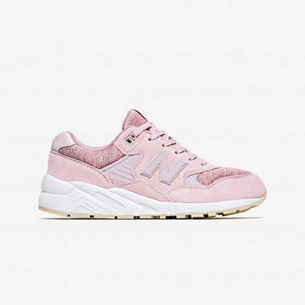 Женские кроссовки NEW BALANCE WL580HP Pink Розовые, фото 2