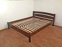 """Кровать двуспальная """"Марта"""". Массив - сосна, ольха, береза, дуб."""