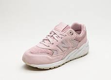 Женские кроссовки NEW BALANCE WL580HP Pink Розовые