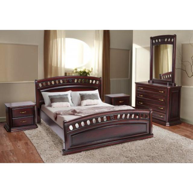 Ліжка з узніжжям