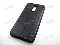 TPU чехол Auto Focus Huawei Mate 10 Lite (черный), фото 1