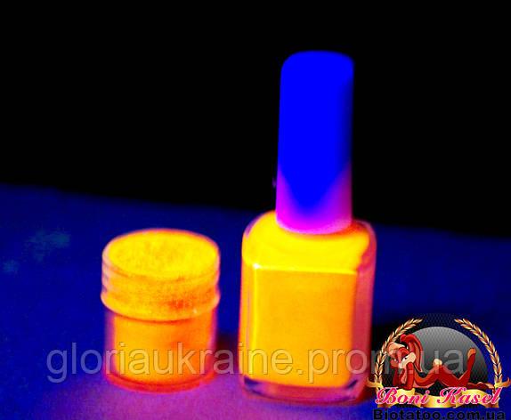 """Флуоресцентный набор """"Оранжевый"""", фото 2"""