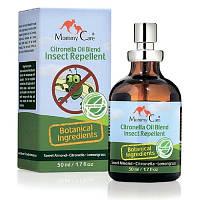 Mommy Care. Натуральный спрей от укусов комаров с органическими эфирными маслами, 50 мл (952133)