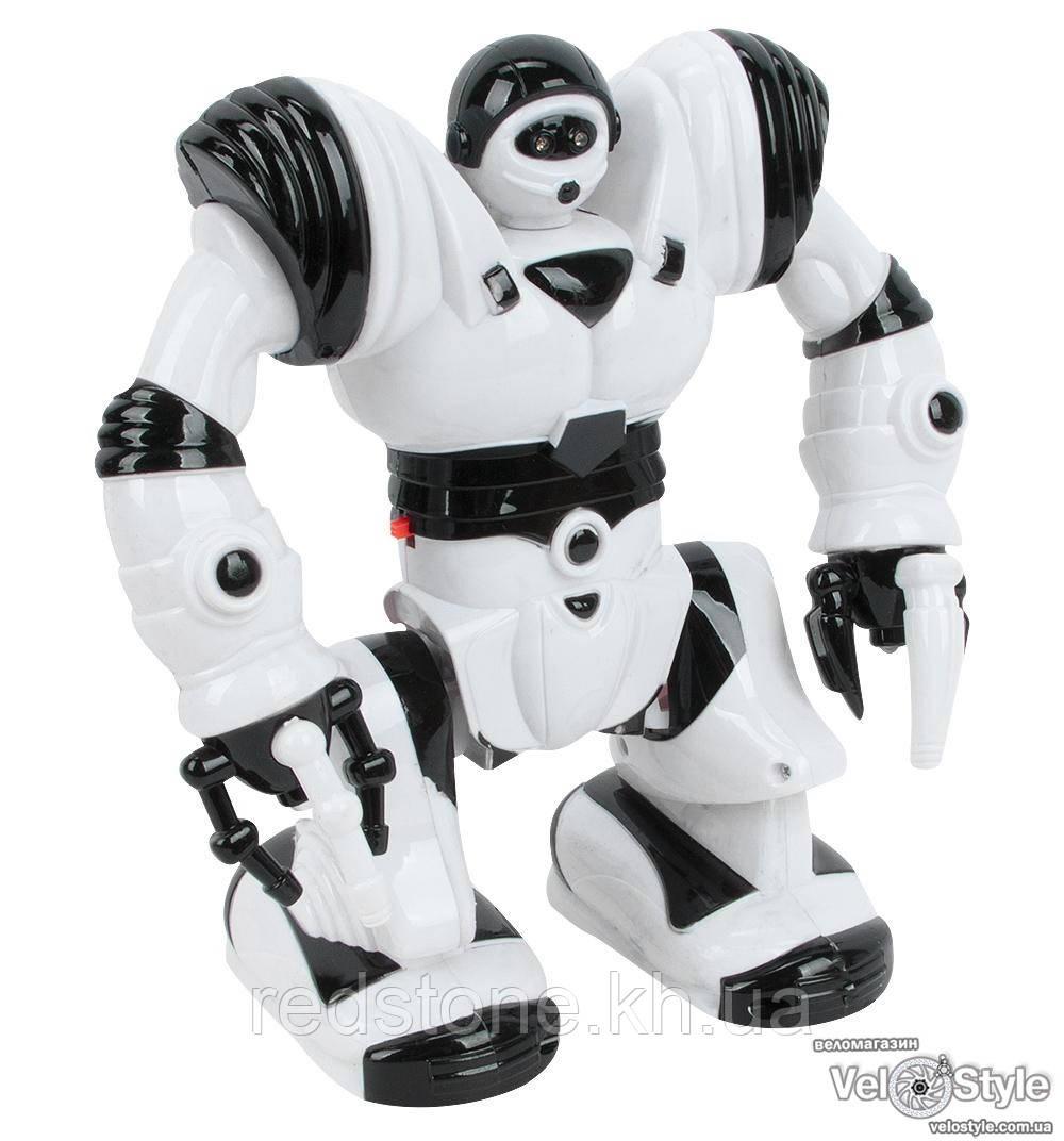 Робот интерактивный А333-133 (ходит,поворачивает головой,двигает руками,стреляет)