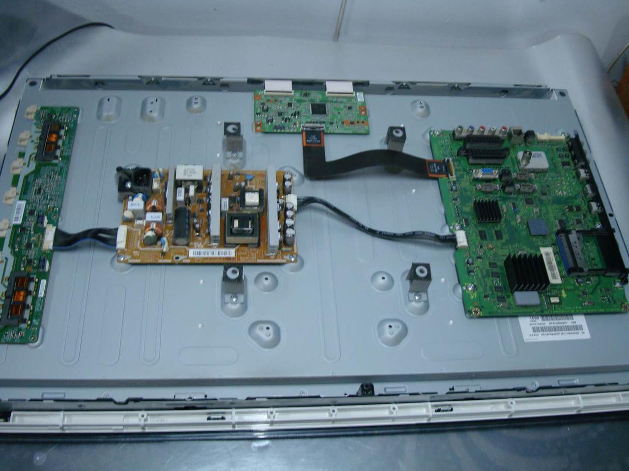 Запчасти к телевизору Samsung LE32C630K1W (BN44-00339D, S120APM4C4LV0.4, SSI320_4UH01 REV 0.3, BN96-12723A)