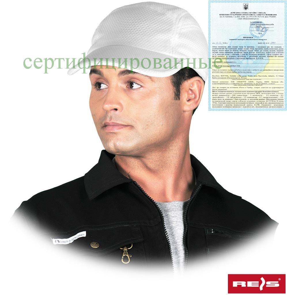 Кепка Польша (головные уборы рабочие) CZFREE W