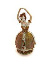 Наперсток сувенир для коллекции Балерина