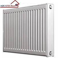 Радиатор отопления AQUATECHnik 500x11x800 white