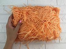 Наполнитель Тишью (100 г.) оранж