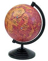 Глобус настольный диаметр 16см ТОП укр луны 210020