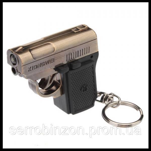 Ліхтар-брелок YT-811 з лазером, пістолет