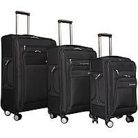 Швейцарские чемоданы на колесах wenger в компелкте 9080