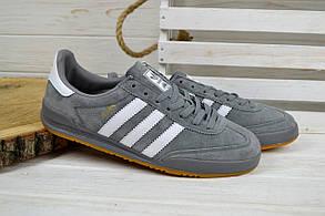 Кроссовки мужские Adidas Jeance серые 2376