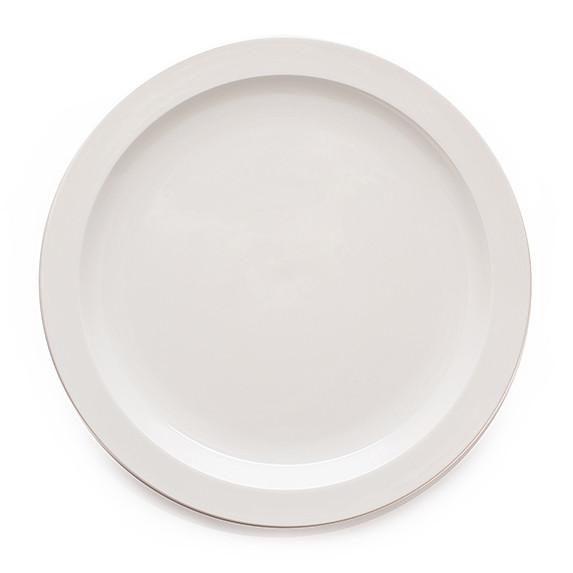 Тарелка с узкими полями (d.261 мм.)