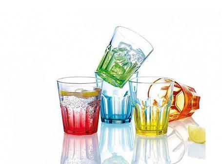 Набор стаканов Luminarc NEW AMERICA BRIGHT COLORS 250 мл 6шт J8933, фото 2