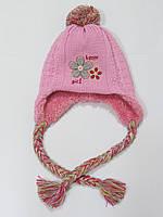 Детская шапка для девочек Raster Польша 50-52р