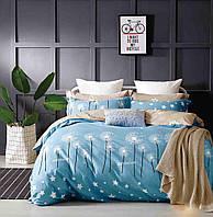 Комплект постельного белья сатин belle villa полуторный размер 0103