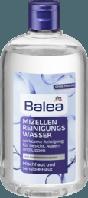 Мицеллярная вода для лица комбинированной и чувствительной кожи Balea, 400 мл