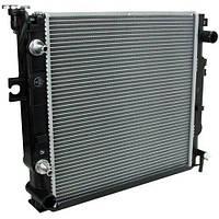 Радиатор для погрузчика Mitsubishi FD30NT № 91E0100010