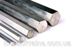 Шестигранник 30 мм сталь 40Х