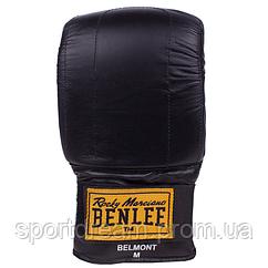 Перчатки снарядные Benlee Rocky Marciano BELMONT blk