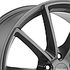 AMERICAN RACING VN806 Anthracite Gray, фото 2