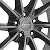 AMERICAN RACING VN806 Anthracite Gray, фото 3